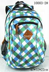 Printing School Backpack Fashion Bag