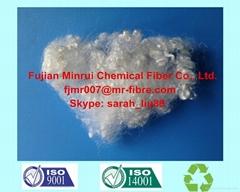 Recycled Polyester Staple Fiber HCS 7D*64mm