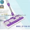 Telescopic Handle Microfiber Economic Mop Flat Mop 3