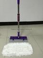 Telescopic Handle Microfiber Economic Mop Flat Mop 5