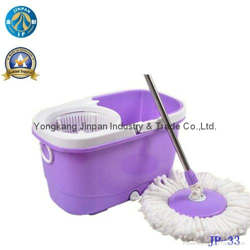 Cleaning Product Microfiber Spin 360 Mop Bucket 1
