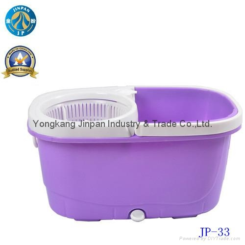 Cleaning Product Microfiber Spin 360 Mop Bucket 3