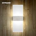 JJoyNano 12W LED Wall Sconces 6200K Cool White 1