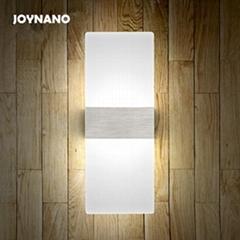 JJoyNano 12W LED Wall Sconces 6200K Cool White
