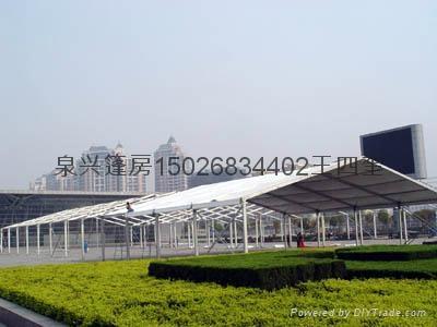 上海篷房租赁 1