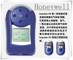 霍尼韋爾Impulse x4-XP四合一氣體檢測儀