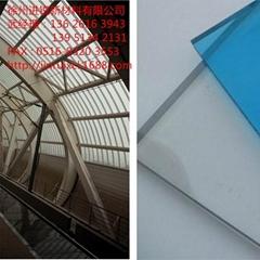 聚碳酸酯塑料板雨棚