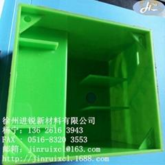 彩色異型有機玻璃盒子加工