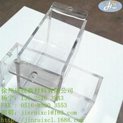 高透明有機玻璃實驗模型