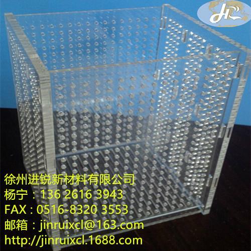 有機玻璃激光加工 1