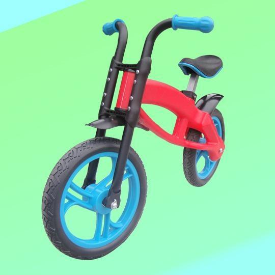 "12""kids fashion plastic balance bicycle  5"