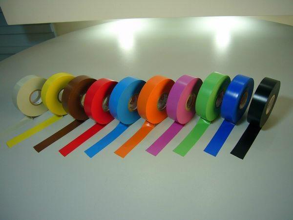 PVC Insulation Adhesive Tape 4