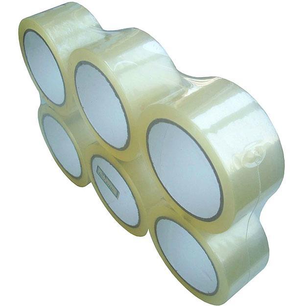 1280mmx4000m BOPP Jumbo Roll adhesive tape 3