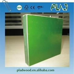 plastic plywood, plastic film faced plywood, plastic shuttering plywood