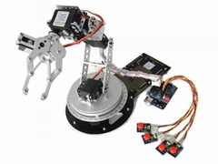 as-6dof Robotic Arm--with Arduino Control System-Alsrobotbase