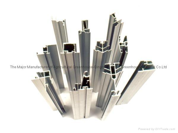 Greenhouse aluminum profile 1