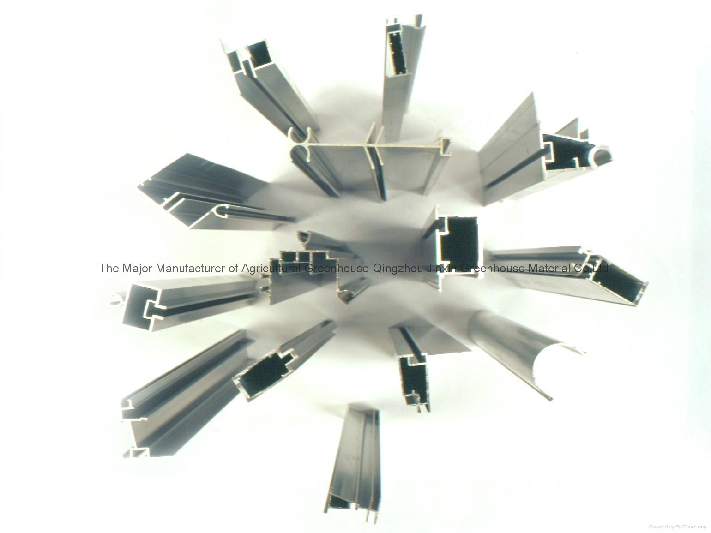 Greenhouse aluminum profile 2
