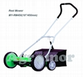reel mower 2