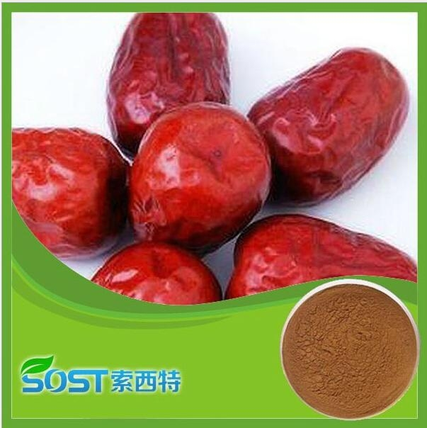 Factory supply high quality jujube extract for sale 2