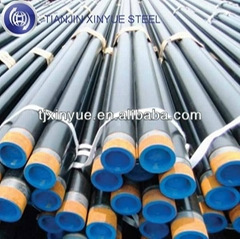 Gas Pipeline  Carbon Steel Seamless Pipes API 5L Gr B