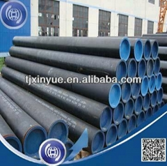 erw carbon steel pipe astm a53 grade b