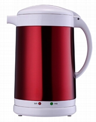 1.8L new design product durable and energy-saving electric thermo kettle cool to