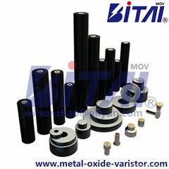 zinc oxide varistor for surge arrester