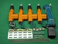 power 12v car door actuator with 1 year