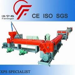 Polystyrene Foam Sheet Extrusion Machine