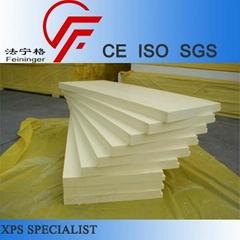 Extruded Polystyrene Foam Board, CO2 Foaming XPS Foam Board