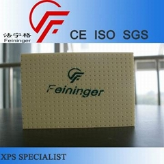 Embossing Surface Extruded Polystyrene,