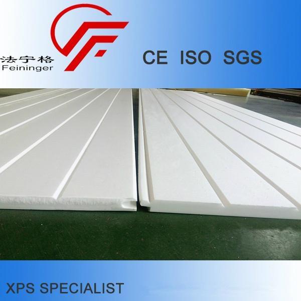 V型槽屋面保溫擠塑聚苯乙烯板 1
