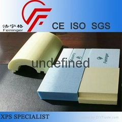 fire resist thermal insulation material,XPS foam insulation board