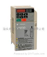 安川小型矢量控制变频器CIMR-VB4A0005