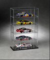 Clear acrylic car model display box/