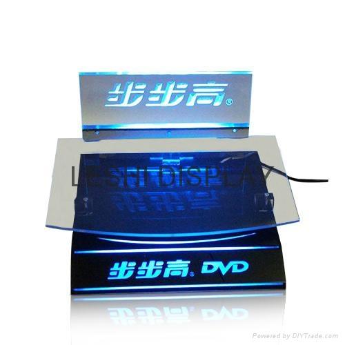 Bespoke acrylic display stand 5