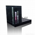 Acrylic lip stick display/pdq display