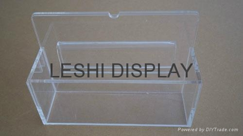 High quality PDQ display case 1