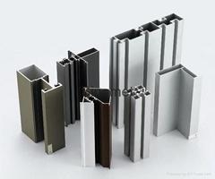 Endurable aluminum extrusion profiles for Africa