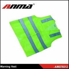 High quality security traffic vest reflective warning vest