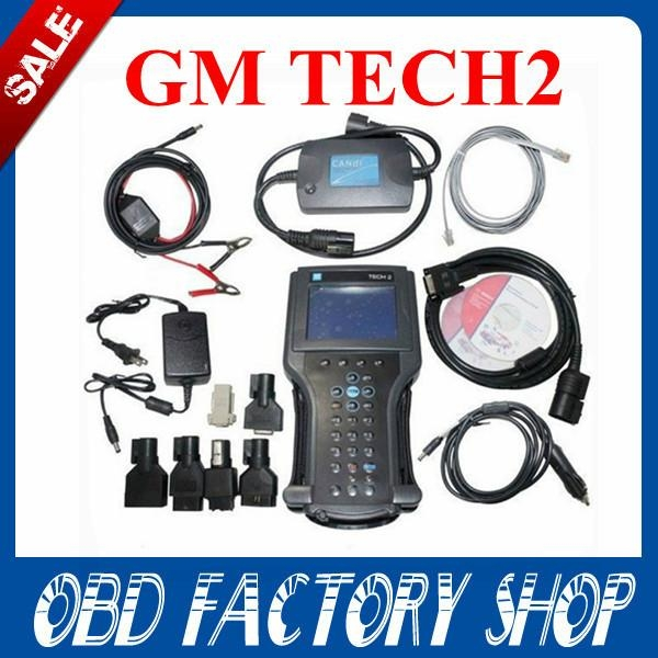 2015 Top Quality GM TECH2 Full Set Support 6 Software