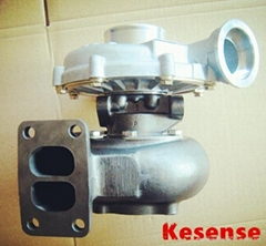 Turbocharger  K27 OM366 K18