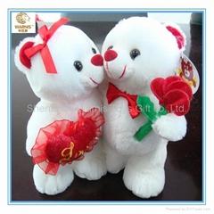 毛绒玩具礼品示爱婚庆熊