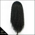Malaysian Virgin hair Kinky Curl full