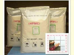 HPMC For Ceramic Tile Filler
