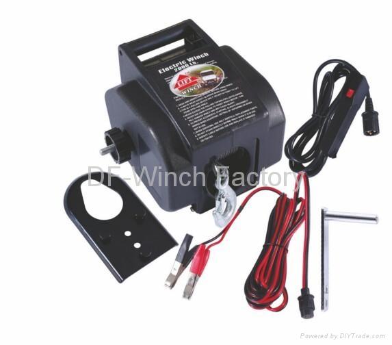 電動絞盤2000LB--P2000-4 1