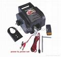 Electric Trailer Winch 2000LB  1