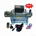 SC12000T cable winch (12V or 24V)