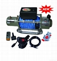 SC12000TW   synthetic rope winch(12V or 24V)