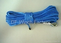 winch synthetic rope
